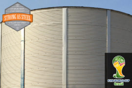 World Cup Brazil – 500,000 gallon Potable Water Storage Tank