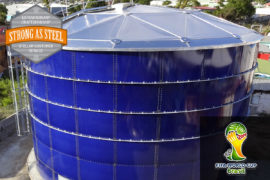 World Cup Brazil - 500,000 gallon Potable Water Storage Tank