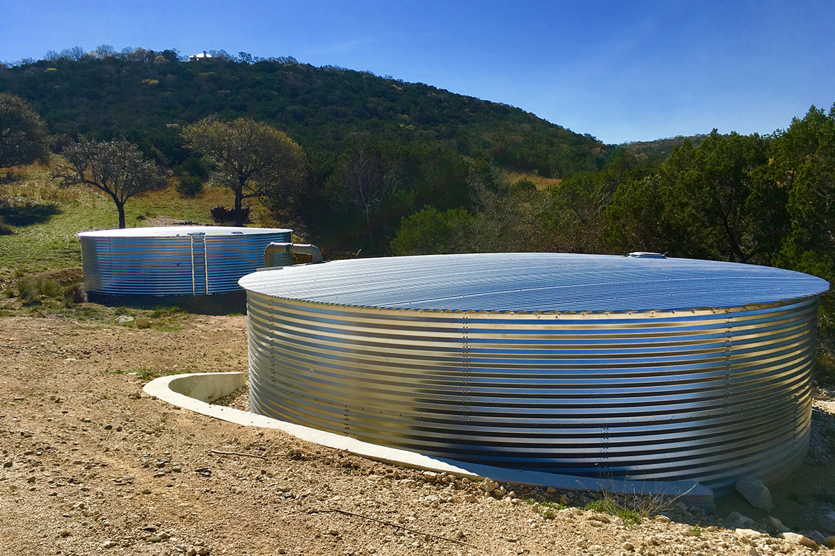 farm water tanks